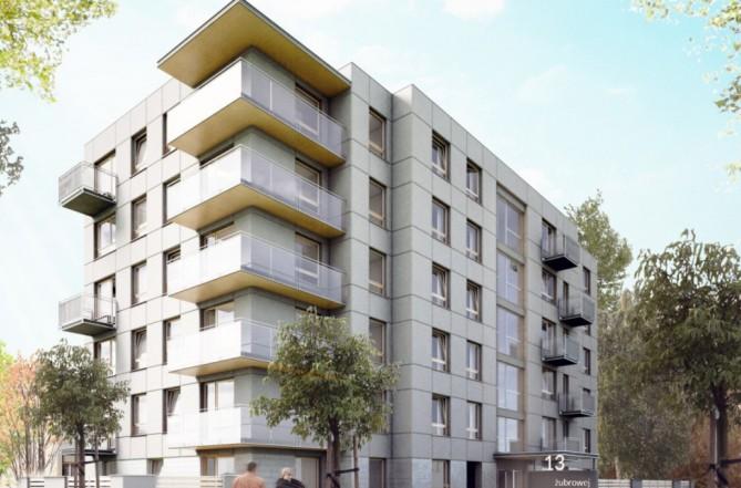 Apartamenty na Karolewie - Żubrowej 13 Łódź